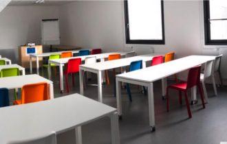 CRAF2S - Salle de cours
