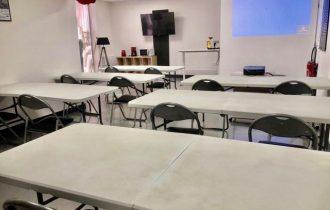 Cotentin Sports Formations - Salle de cours