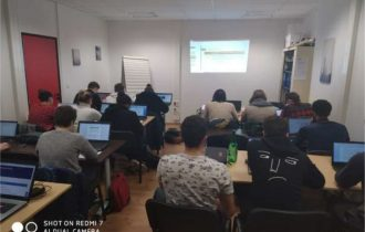 EFPPA - Salle de cours