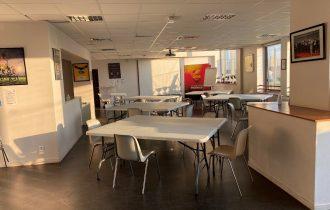 Quevilly Rouen Metropole - Salle de cours