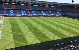 Stade Malherbe Caen - Terrain de football